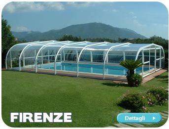 Coperture telescopiche per piscine coperture su misura del taglia piscine relax - Del taglia piscine ...
