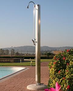 Vendita vasche idromassaggio offerte vasca idromassaggio - Doccia solare per piscina ...